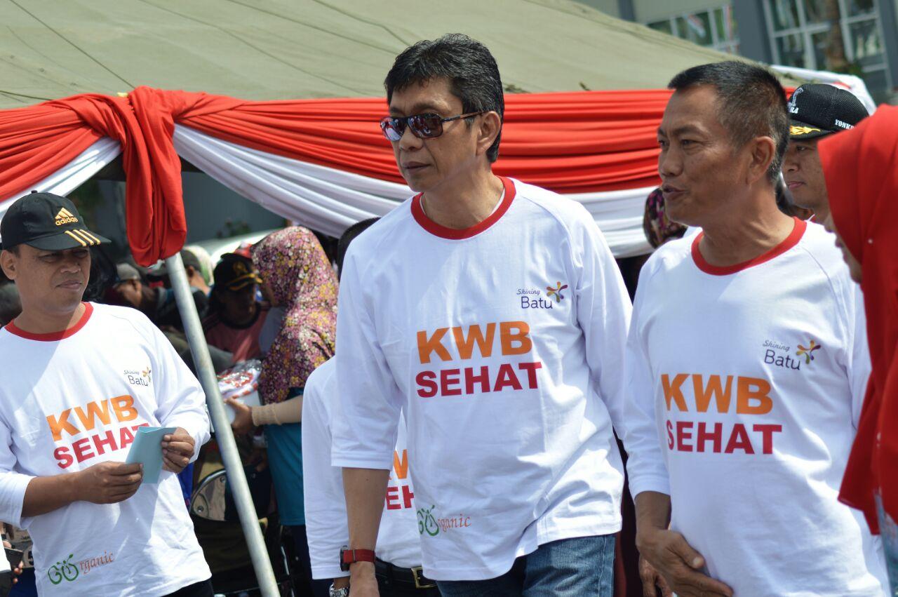 Pembukaan KWB Health Expo 2017 Sebagai Rangkaian Acara PHBN HUT RI Ke-72 Pemerintah Kota Batu